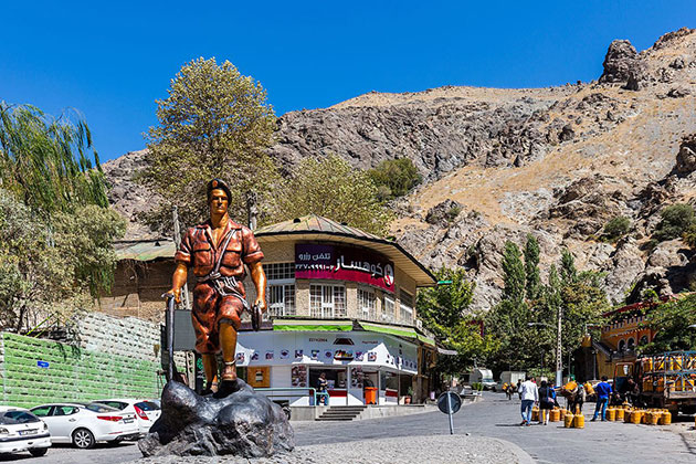 darband Tehran guided tour